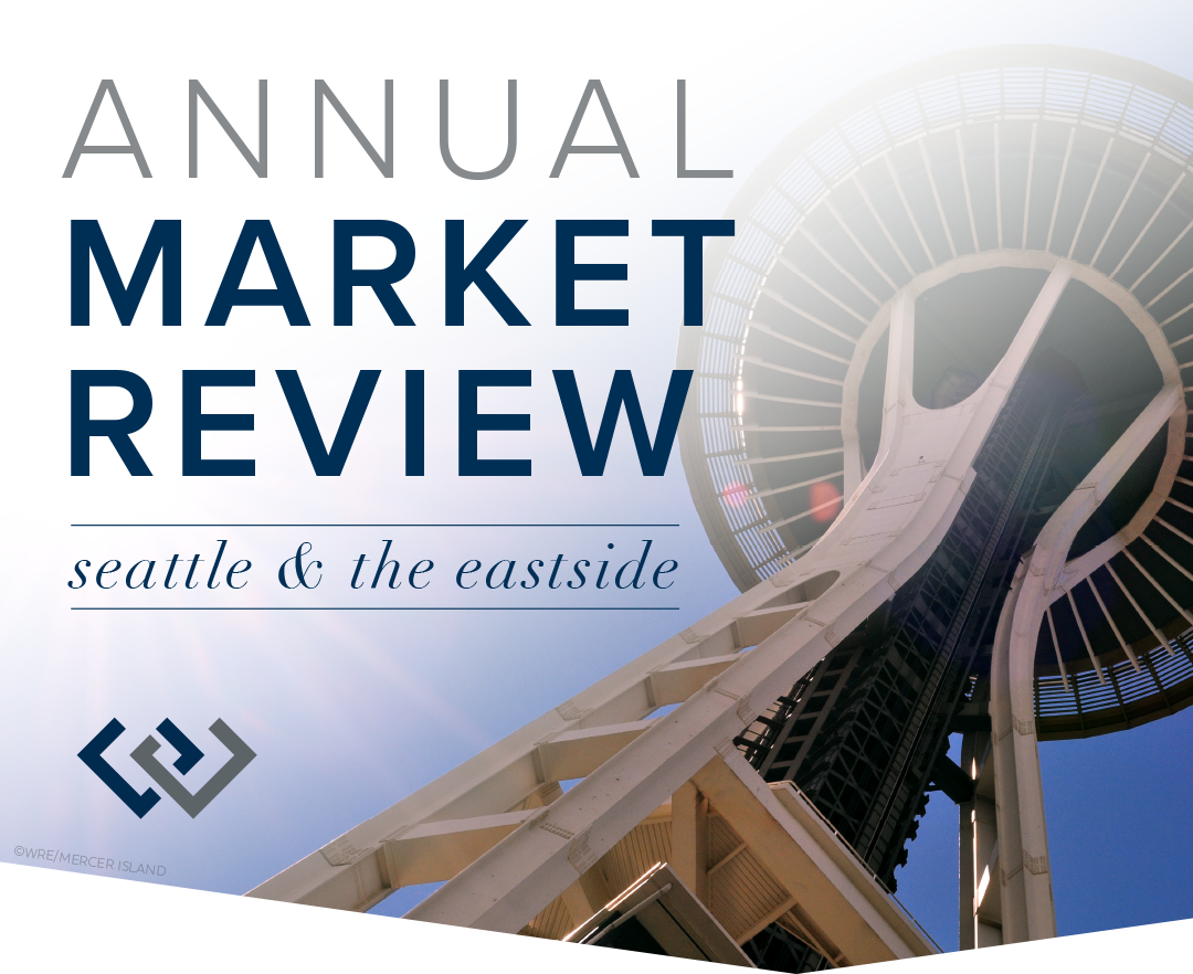 Annual Market Snapshot for Seattle and the Eastside