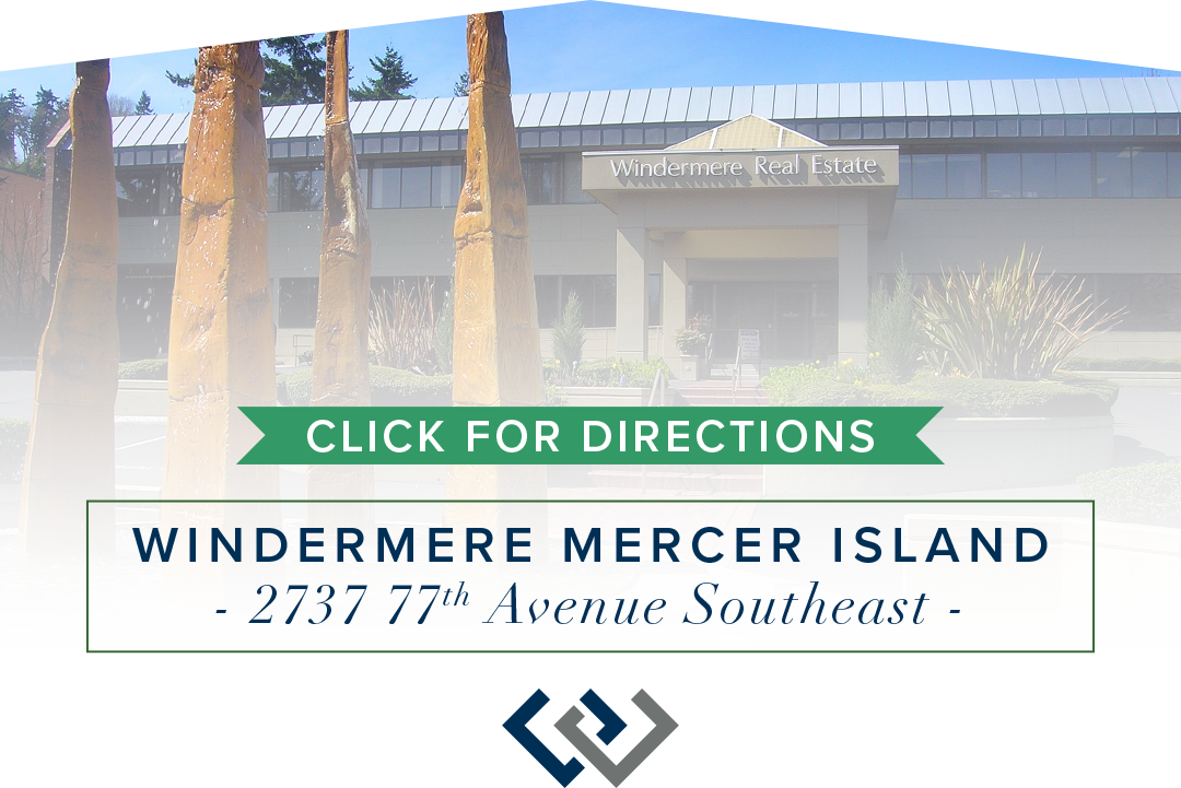 Windermere Mercer Island, 2737 77th Ave SE Suite 100, Mercer Island, 98040