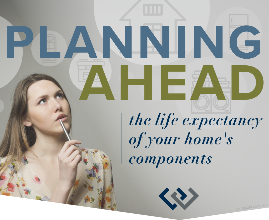 Planning Ahead: The Life Expectancy of Your Home's Components